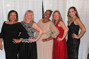 Gift of Education Gala 2017 - Five Women
